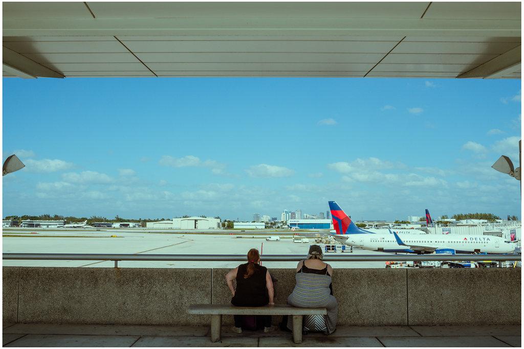 inside airports US vs EU
